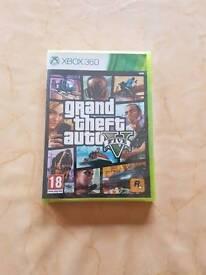 *Brand New GTA 5 Xbox 360