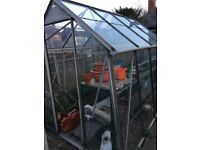 Greenhouse for sale - size 8x6ft