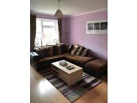 Harveys Corner Sofa with storage footstool