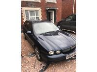 Jaguar x-type sport d