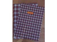 50 sheets Tartan A4 paper for crafts Art