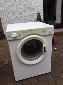 Small. Tumble. Dryer.
