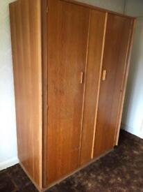 Vintage G plan wardrobe