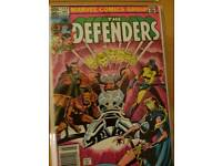 Anatomy of a Cover - Defenders #117 (Writer: J.M. DeMatteis)