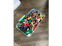HUGE 10kg of Mixed Lego Bricks