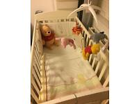 Winnie the Pooh Cot Set