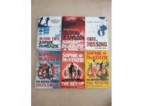 Sophie Mckenzie books Girl Missing series