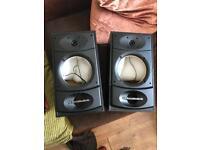 Wharfedale valdus Speaker box's