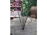5 x Shepherds Crooks for Bird Feeder, Lantern Hanger, Garden Decoration etc...
