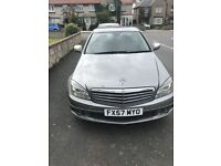 MERCEDES-BENZ C220 2.1 CDI ELEGANCE, 2007,EXCELLENT ENGINE, GEARBOX, AND CLUTCH. DRIVES REALLY NICE