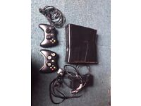 *** Xbox 360 plus 2 Controllers And Games Bundle *** £75