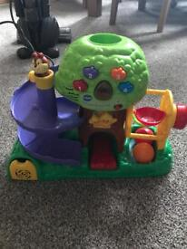 V tech apple tree toys