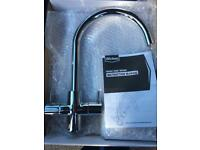 Kumai chrome mono sink mixer RRP £169-