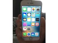 iPhone 6 unlocked 16gb few marks iphone