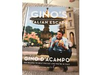 Ginos Italian cookbook