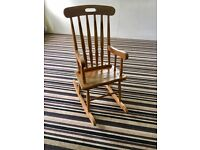 Toddler rocker chair perfect for upcycling