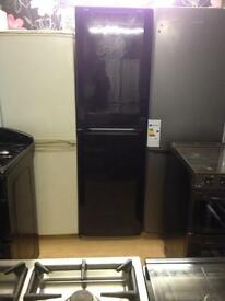 Black fridge freezer