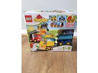 Lego duplo my first cars