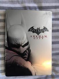Batman Arkham City STEELBOOK EDITION Xbox 360