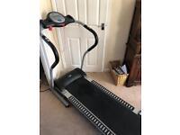 Pro Fitness Motorised Folding Treadmill - Excellent Condition
