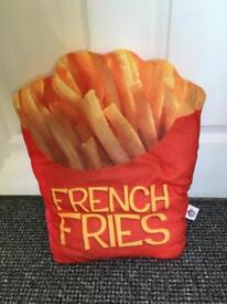 French fries Cushion- New