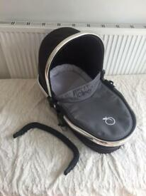 Icandy peach main seat carry cot excellent condition