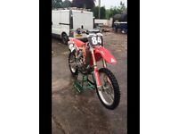 HONDA CRF450 2012, VERY CLEAN, LOOKED AFTER AMD RACE READY.