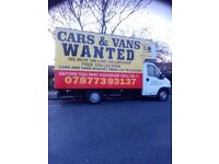 We buy any car cash pay for any vehicle we collect scrap vehicle wanted any car we buy any car