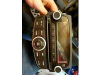 Chevrolet spark dab radio