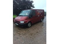FORD TRANSIT YEAR 2003 FOR SALE