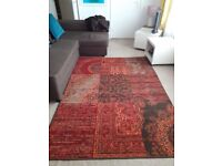 Moroccan-style large rug 160x230 brand new