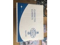 Clarinet Buffet Crampons & Cie for Sale