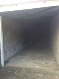 Large, clean garage to rent in Portslade Mile Oak