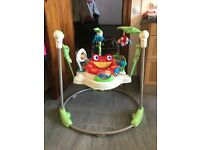Fisher Price Rainforest Jumperoo **MINT CONDITION**