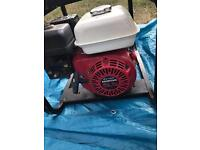 Promac E3200 generator with 5.5 bhp 4 Stroke Honda engine