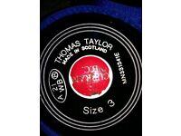 Thomas Taylor Lawn Bowls