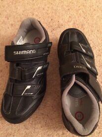 Women's Shimano off-road shoes