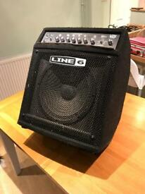 Line 6 bass amp Low Down LD150