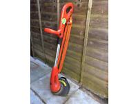 Trim and edge strimmer