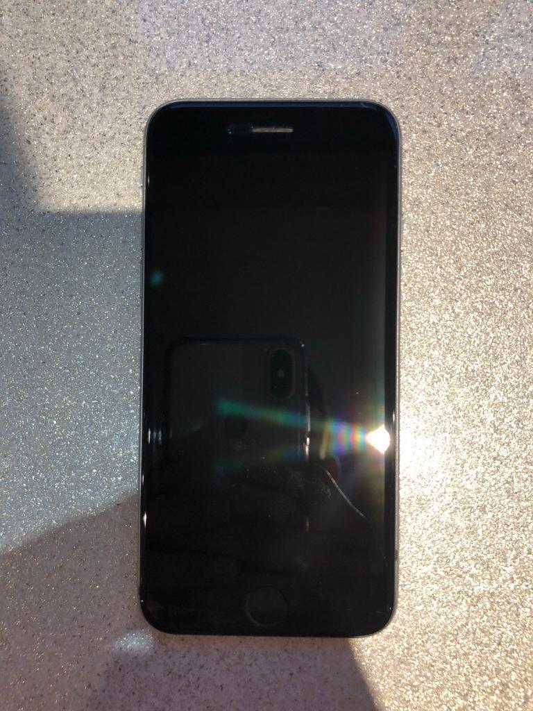 iPhone 6s 128gb, unlocked, grey