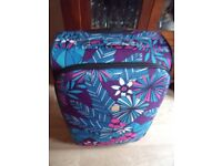 LARGE COLOURFUL TRIPP SUITCASE ON WHEELS
