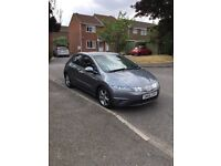 Honda Civic 1.8 ,very good condition for year, low mileage, mot until July 2019. Just serviced.