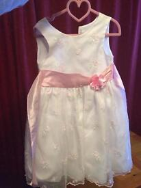 Girls (5) party dress