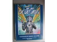 Doctor Who - Cybermen reference book
