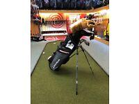 Brand New - TaylorMade Golf Rory 8+ Pink Kids Golf Set - 7 Club Set & Bag