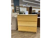 Ikea three drawers