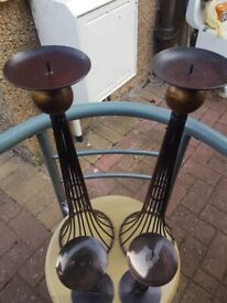 Candle stands good conditon