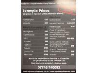 VIP executive cars same price as local TAXI