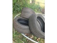 Tyres 225/50R17