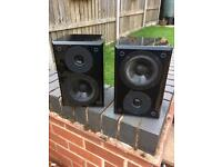 Yamaha quality speakers £20 (one is faulty)